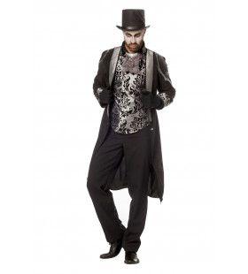Dark Victorian Gentleman Jas