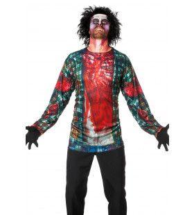 Shirt Zompige Zombie Man