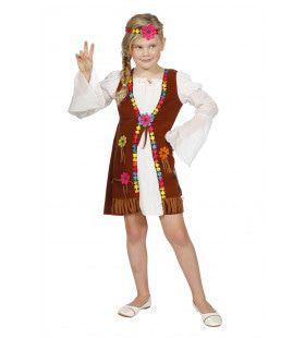 Harmony Hippy Meisje Kostuum