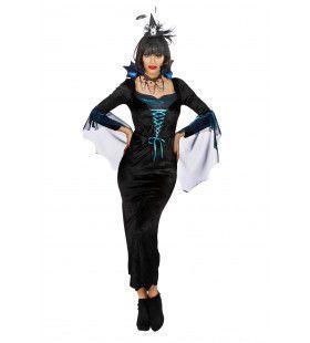 Koningin Van Het Duister Vrouw Kostuum