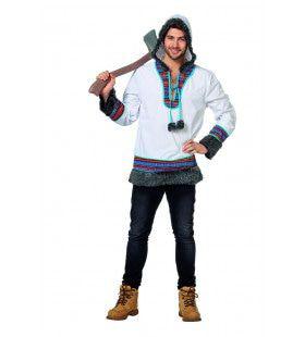 Sneeuw Eskimo Wak Hak Trui Man
