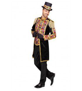 Jas Extravagante Circus Directeur Man