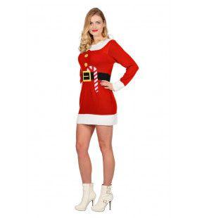 Favoriet Van De Kerstman Kerstvrouw Kostuum