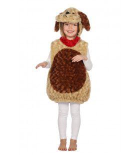 Woef De Straathond Kind Kostuum