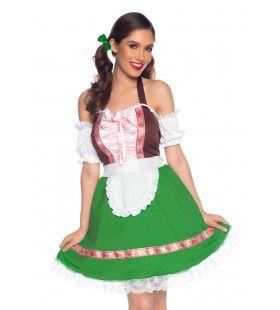 Diana Dartele Duitse Dirndl Oktoberfest Vrouw Kostuum